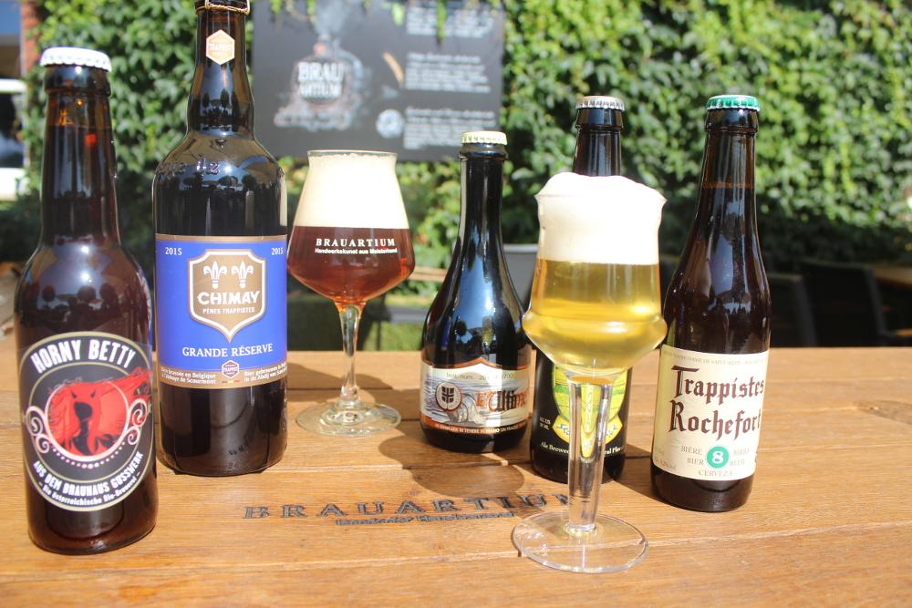 Bierseminare mit Biersommelier Dirk Dieckmann